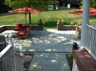 Baltimore County Outdoor Living Space / Outdoor Kitchen VI