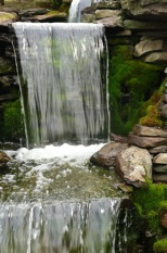 Image of waterfall
