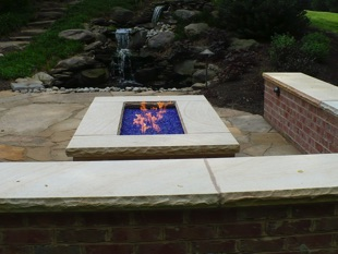 Image of fire pit