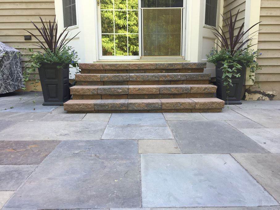 image of patio steps lutherville